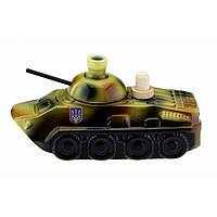 Коньячный набор «БТР (танк)», 7 предметов