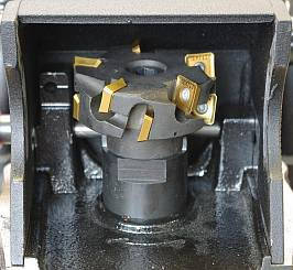 Фрезерна головка для агрегатів серії ВМ 21 (Вектор)