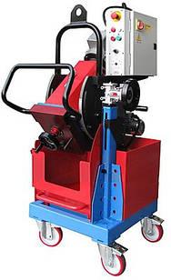Кромкофрезерный станок SMF-930 с автоподачей для снятия фаски рюмочной геометрии OMCA (Италия)