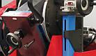 Кромкофрезерный станок SMF-930 с автоподачей для снятия фаски рюмочной геометрии OMCA (Италия), фото 4