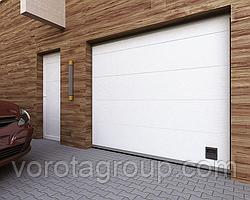 Гаражные ворота DoorHan RSD02 2,8м*2м (секционные)