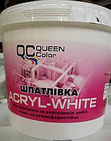 Шпаклевка ACRYL-WHITE 0,8 кг