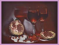 Набор для вышивания бисером Гранатовый сок