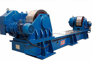 Роликовые вращатели HGK-160 для обтчаек от 800-6000 мм