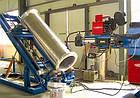 Роликовые вращатели HGK-1200 для обтчаек от 1000-8000 мм, фото 8