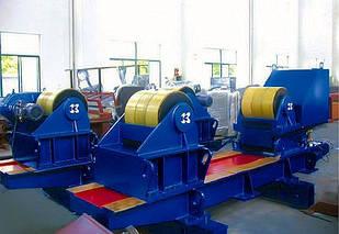 Роликовые вращатели HGK-300 для обтчаек от 800-6500 мм