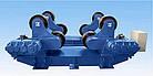 Самоцентрирующиеся сварочные вращатели серии HGZ-60 макс. грузоподъемность 60 тонн, фото 6