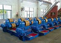 Самоцентрирующиеся сварочные вращатели серии HGZ-150 макс. грузоподъемность 150 тонн