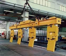 Магнітна траверса TB 4/35 вантажопідйомність 3500 кг