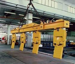 Магнитная траверса TB 4/250 грузоподьемность 25000 кг