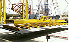 Магнитная траверса TTO/100 грузоподьемность 2000 кг, фото 2