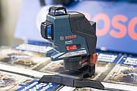 Лазерный нивелир Bosch GLL 3-80 P, 0601063305, фото 1