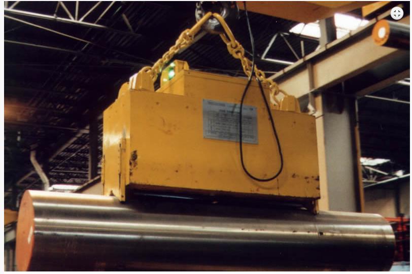 Магнітна шайба RD 20 вантажопідйомність 2000 кг