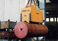 Магнитная шайба RD 80 грузоподьемность 8000 кг