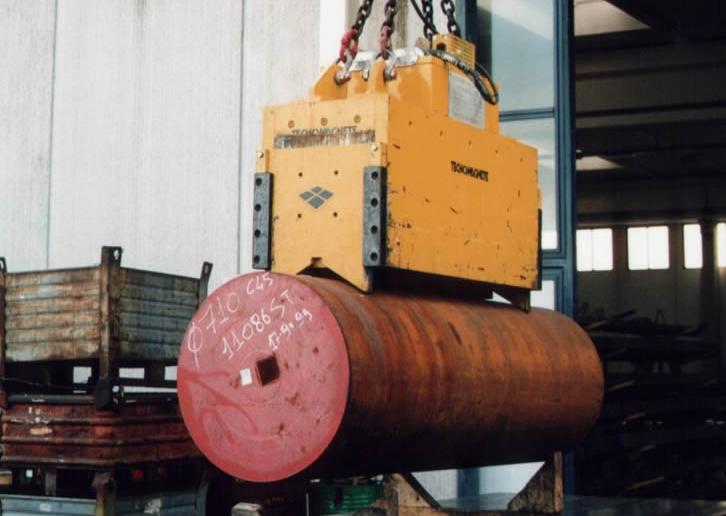 Магнитная шайба RD 30 грузоподьемность 3000 кг