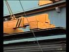 Магнитная траверса телескопическая ТМ4/8000 грузоподьемность 8000 кг, фото 2