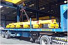 Магнитная траверса телескопическая ТМ6/25000 грузоподьемность 25000 кг, фото 2