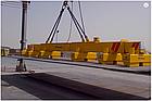 Магнитная траверса телескопическая ТМ6/25000 грузоподьемность 25000 кг, фото 3