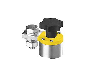 Магнитная клемма 57х49х73мм магн. усилие 40 кг (300А) 0.4 кг