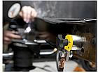 Магнитная клемма 57х49х73мм магн. усилие 40 кг (300А) 0.4 кг, фото 3