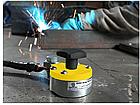 Магнитная клемма 57х49х73мм магн. усилие 40 кг (300А) 0.4 кг, фото 5