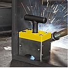 Магнитный фиксатор 108х72х147 мм Магн. усилие 454кг, отключаемый, фото 2