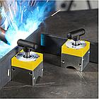 Магнитный фиксатор 108х72х147 мм Магн. усилие 454кг, отключаемый, фото 4