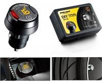 Система мониторинга давления и температуры в шинах