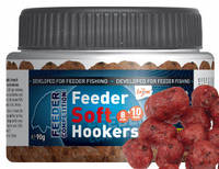 Carp Zoom Feeder Competition Feeder Soft Hookers