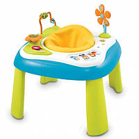 Детский развивающий столик Cotoons голубой Smoby 110200N