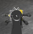 Магнитный угольник 258x258x169мм Магн. усилие 272 кг. 90 град 4,4 кг (Отключаемый), фото 4