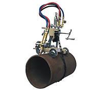 Ручная цепная газорезательная машина HUAWEI CG2-11G для резки труб толщиной 5-50 мм диам. 108-600 мм (стан)