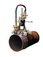 Двух цепная ручная газорезательная машина HUAWEI CG2-11S для резки труб толщиной 5-50 мм диам.108-600 мм(стан)