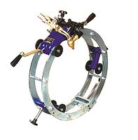 Газорезательная машина  RSV-2 для резки труб 270-420 мм, Zinser