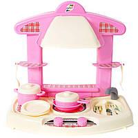 Детская кухня маленькая умница, 2 цвета, 327