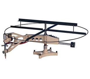 Газорезательная шарнірно-копіювальна машина HUAWEI CG 2-150 А для різання сталі товщиною до 100 мм
