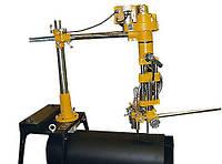 Газорезательная машина CG2-800 для резки отверстий в трубах
