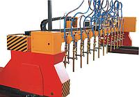 Многорезаковая машина термической резки с ЧПУ CNCMS-5000