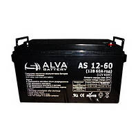 Аккумуляторная батарея Alva AS12-60 (60Ачас/12В)