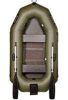 Гребная надувная лодка Bark (Барк)B-230CN с транцем