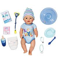Интерактивный Baby Born Очаровательный малыш Zapf Creation