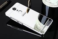 Алюминиевый чехол бампер для Lenovo K5 Note, фото 1