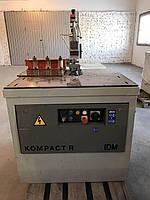 Кромко-облицовочный станок IDM MOD. KOMPACT R