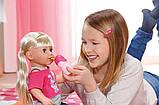 Кукла Baby Born - Старшая сестренка 43 см, с аксессуарами 820704, фото 3