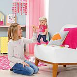 Кукла Baby Born - Старшая сестренка 43 см, с аксессуарами 820704, фото 4