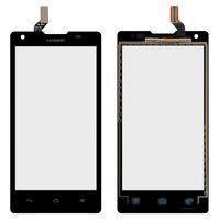Дисплей с тачскрином Huawei G700-U10 Ascend черный