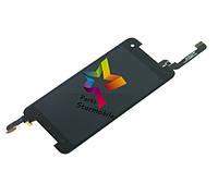 Дисплей для мобильного телефона HTC Butterfly S/901e/901s, черный, с тачскрином