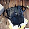 Женский рюкзак с молниями, фото 4