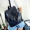 Женский рюкзак с молниями, фото 2