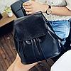 Женский рюкзак с молниями, фото 5
